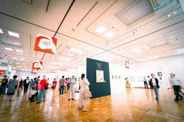 between the artsが西日本最大の現代美術の祭典「アートフェアアジア福岡 2021」の協力企業として参加
