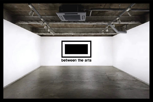 between the arts 展 case#01 開催